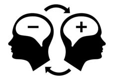 Bipolar Disorder Stock Illustrations.