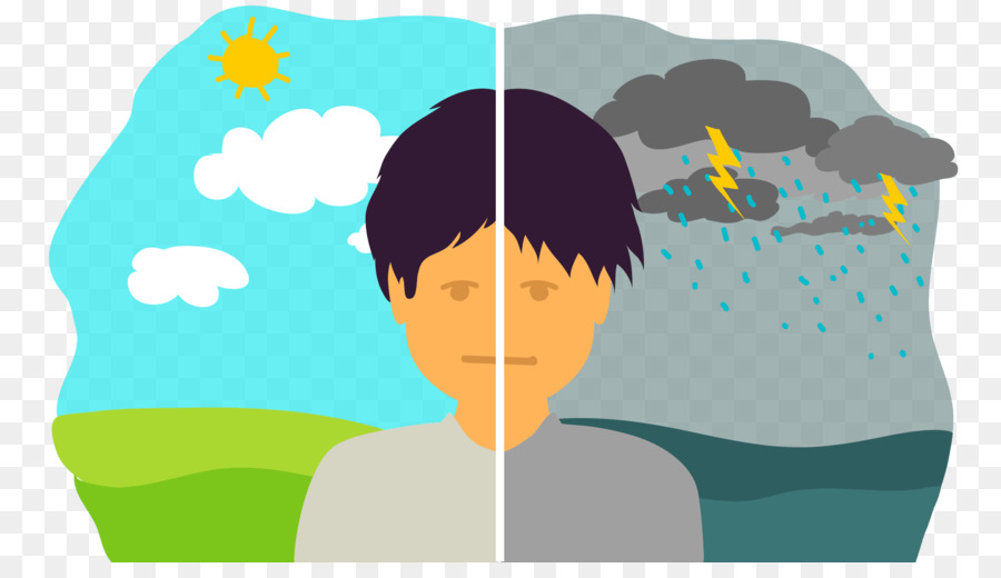 bipolar disorder clipart Bipolar disorder Borderline.