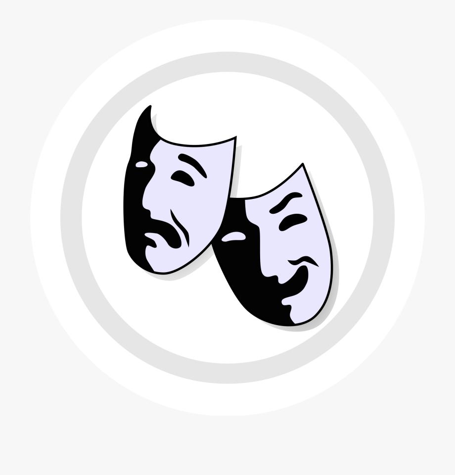 Theatre Mask.