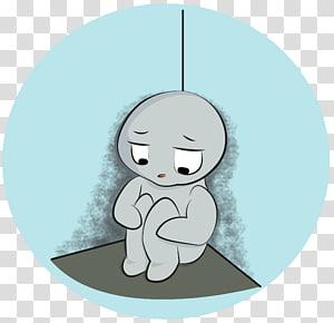 Depressive disorder Major transparent background PNG.
