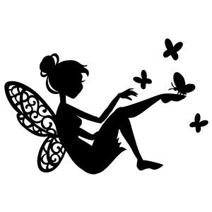 17 best ideas about Fairy Silhouette on Pinterest.