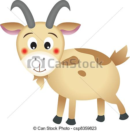 Mountain goat clipart #5