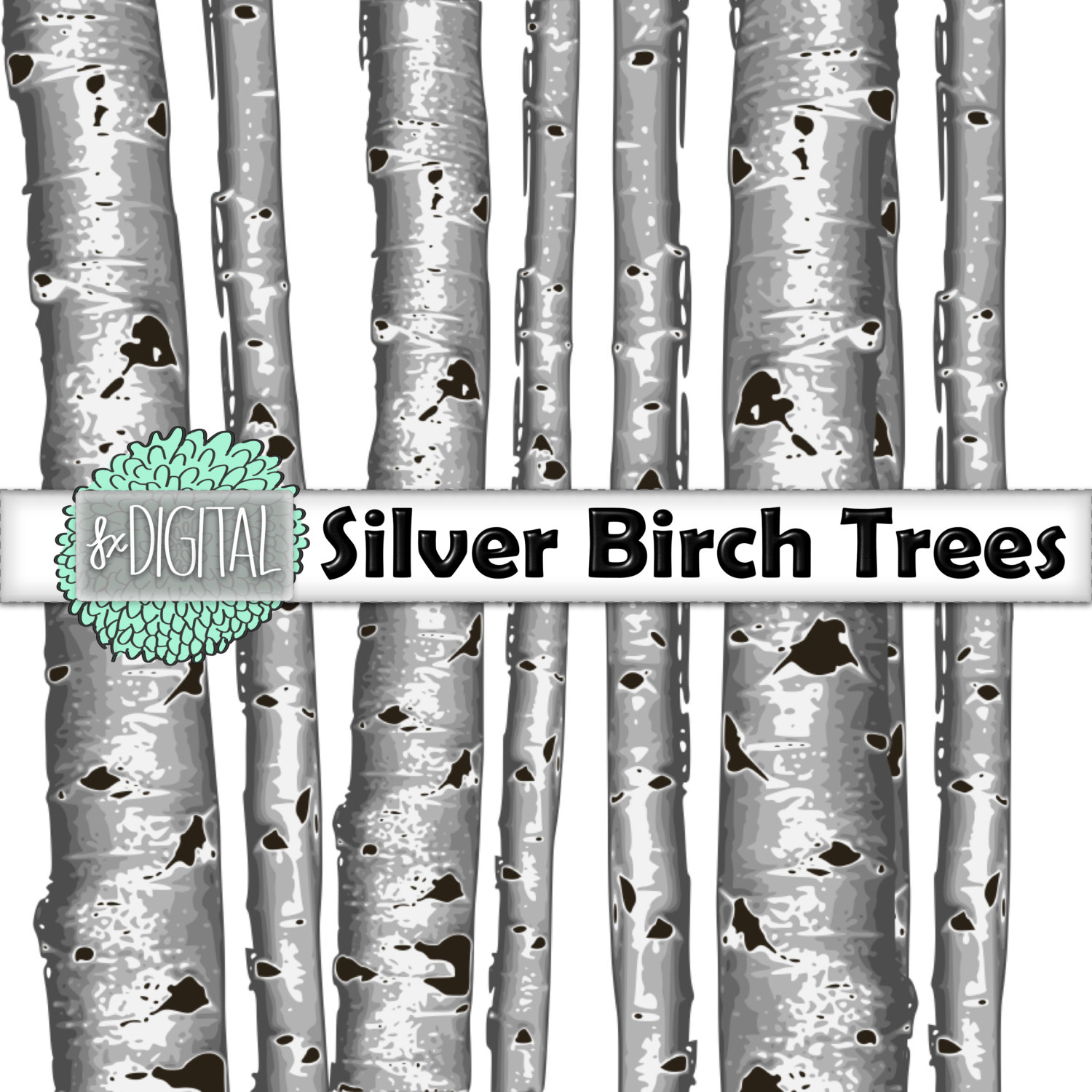 Birch family clipart clipground
