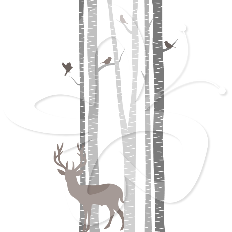 Birch Tree Clipart Clipground