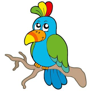 1000+ images about colored animals clip art on Pinterest.