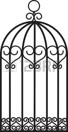 4,474 Bird Cage Cliparts, Stock Vector And Royalty Free Bird Cage.