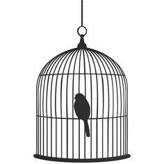 Bird Cage Clipart.