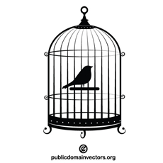 zoo cage clipart free vectors.