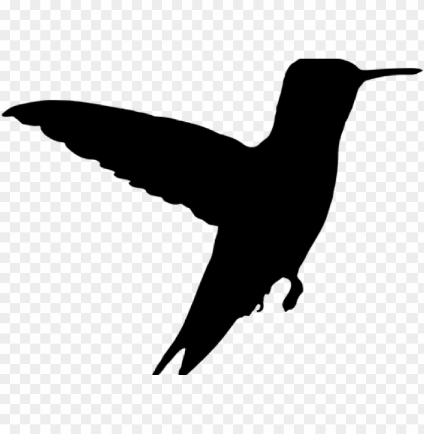 flying bird clipart silhouette.