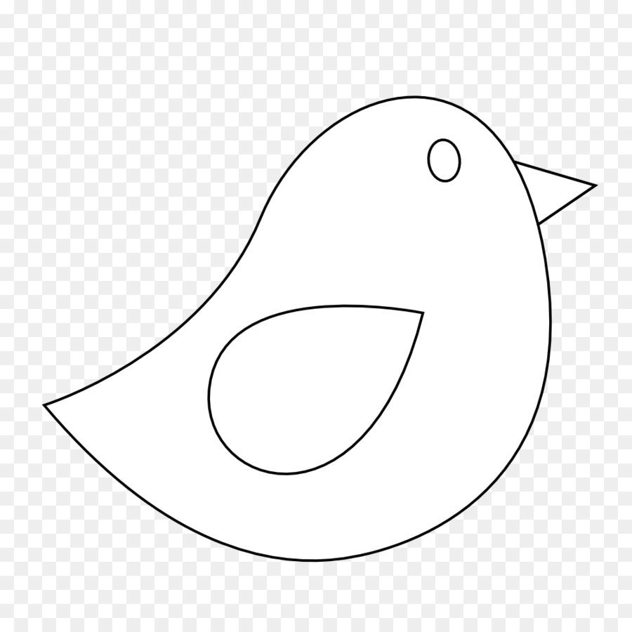 Bird Clipart Outline.