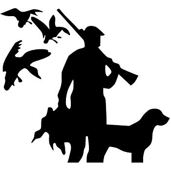 Amazon.com: Hunting Dog Bird Car Styling Decorative Stickers.
