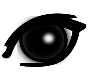 Side Eye Bird Clipart.