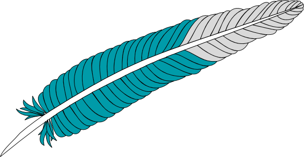 Feather Bird Clipart.