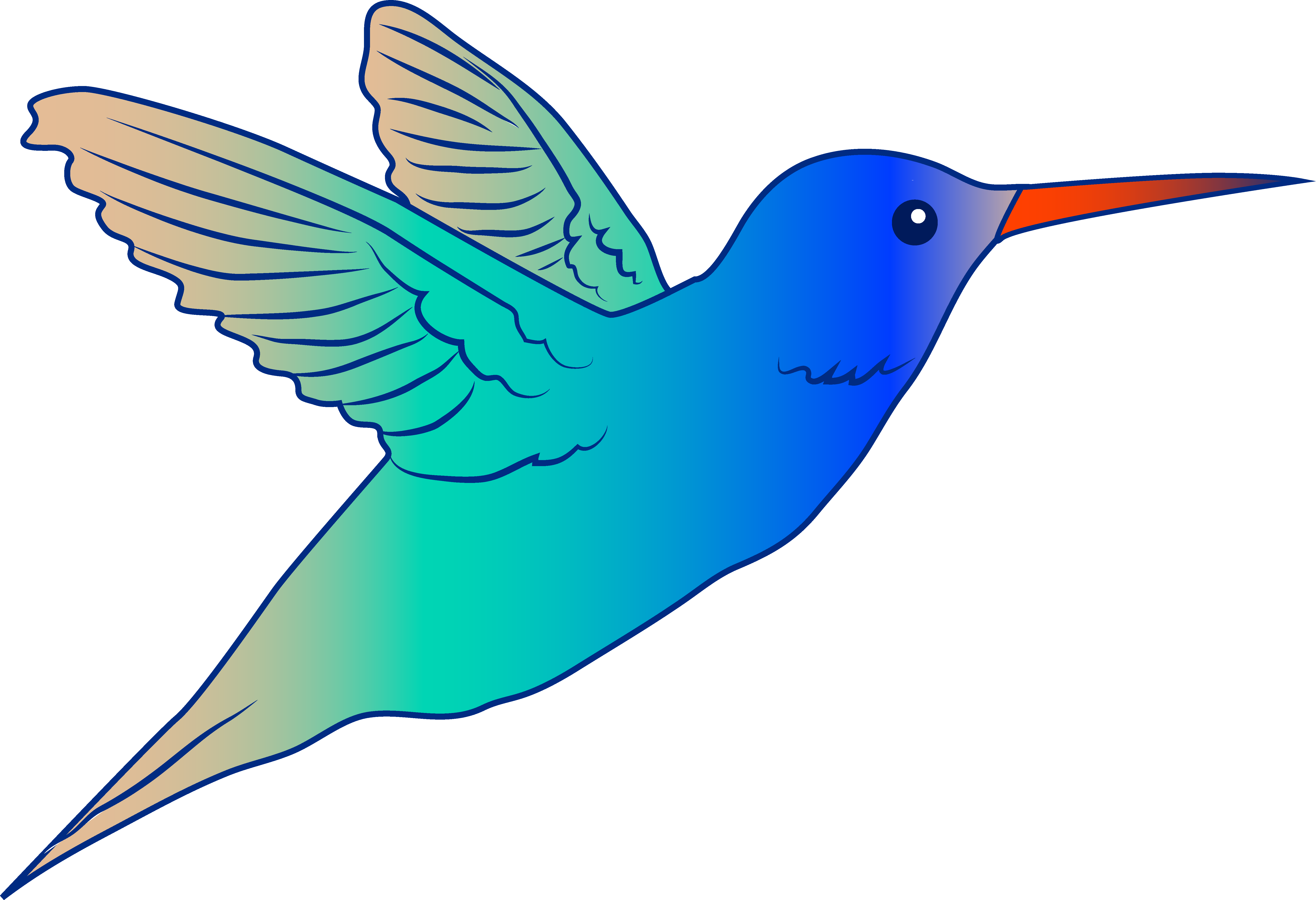 Bird flying clipart no background.