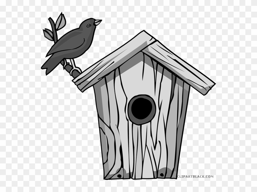 Png Transparent Bird House Clipart.