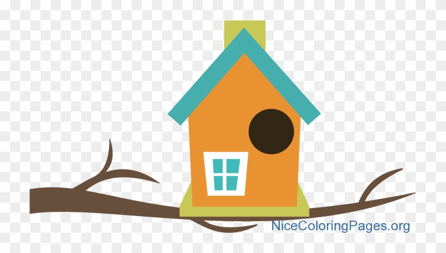 Picture Transparent Library Country Clipart Birdhouse.