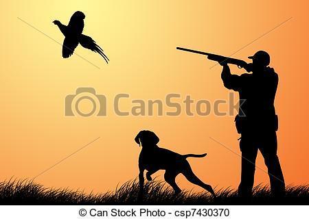 Bird hunting clipart 3 » Clipart Portal.