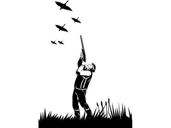 Bird hunting clipart 2 » Clipart Portal.