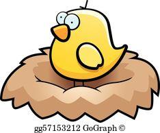Bird Nest Clip Art.
