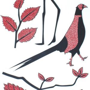 Bird Stickers.