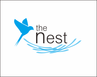 bird nest Designed by lensAGmedia.