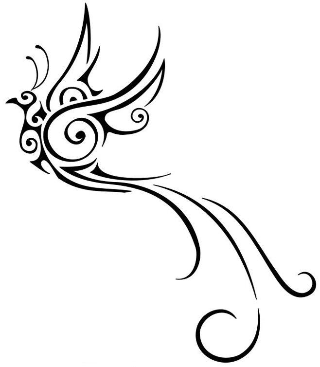 Birds of Paradise tattoo.