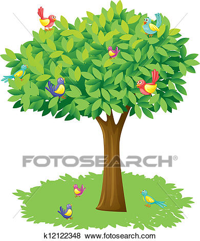 Bird Trees Cliparts Free Download Clip Art.