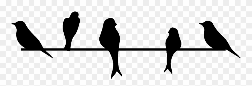 Birds On A Wire Wall Quotes U2122 Wall Art Decal Wallquotes.