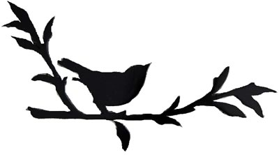 Free Bird Branch Silhouette, Download Free Clip Art, Free Clip Art.