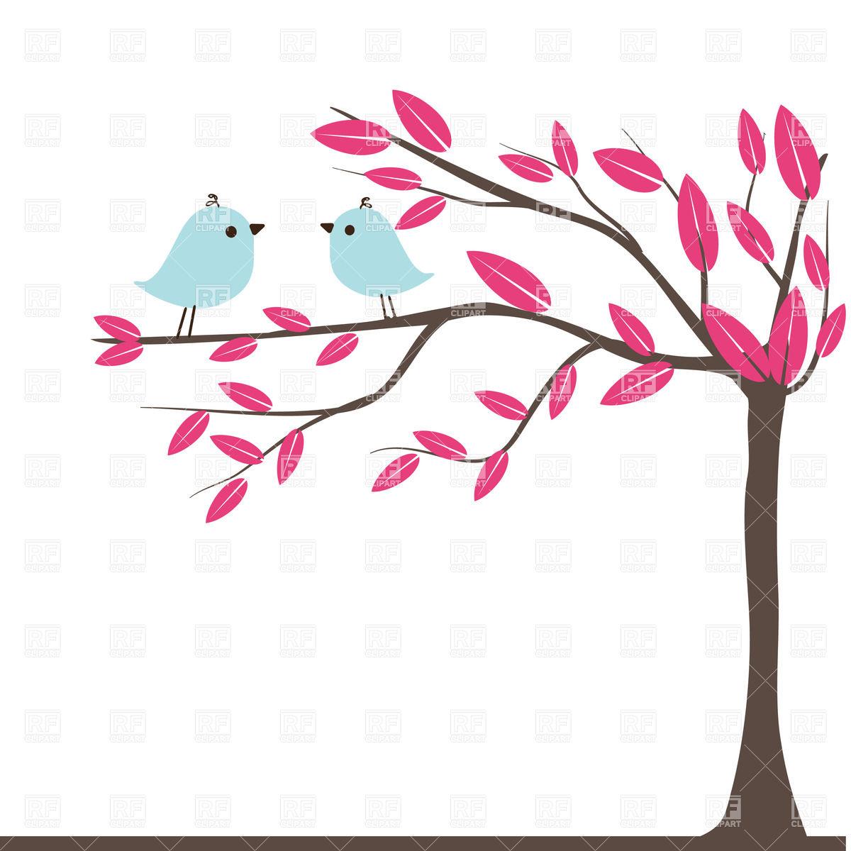 Love Tree Clipart.