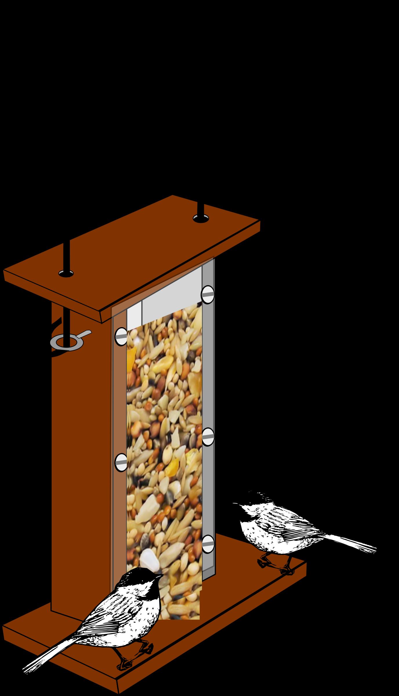 Clipart Bird Food.