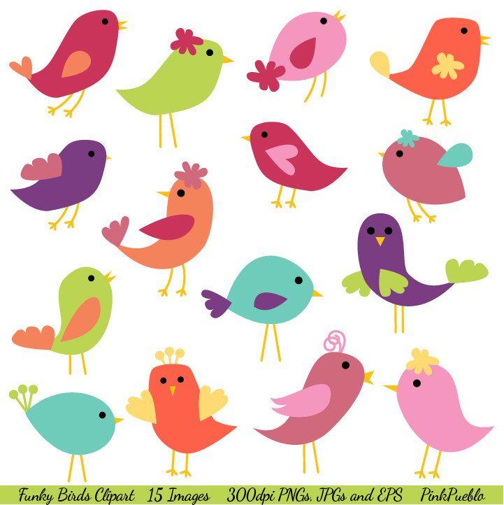 Birds Clip Art Birds Clipart.