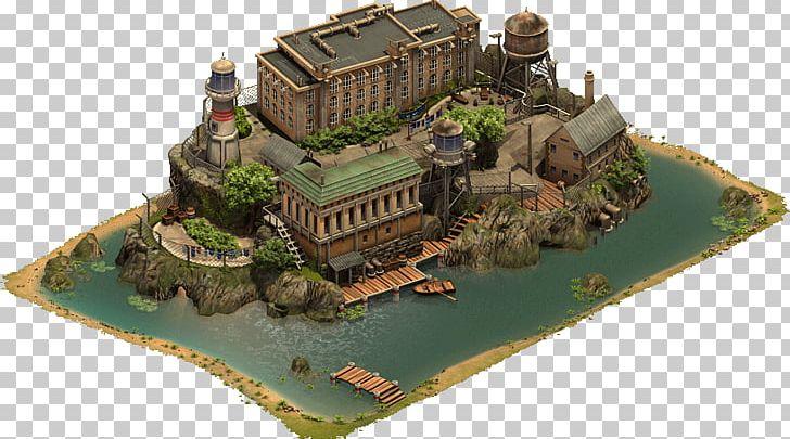 Alcatraz Island Forge Of Empires Building Wikia Architecture.