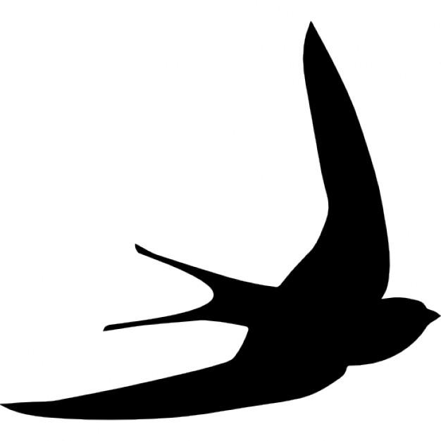 Bird Template Shapes.