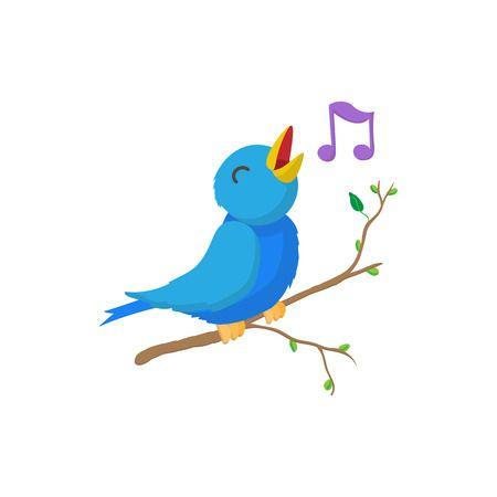 Bird singing clipart » Clipart Station.