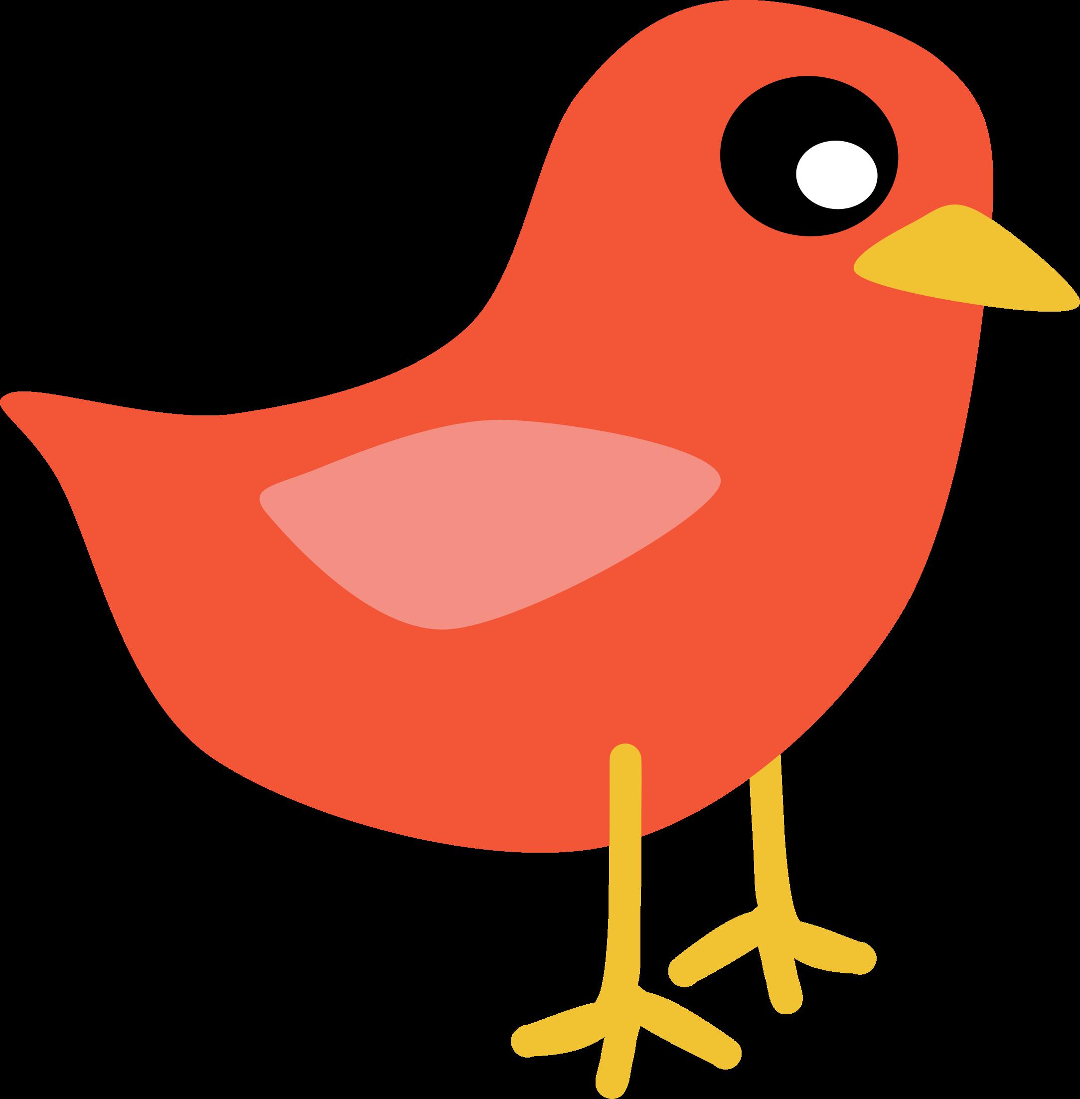 Clipart Birds Red Clip art of Bird Clipart #8727 — Clipartwork.