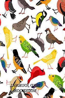 Bird Journal Notebook: Bird Watching Log.
