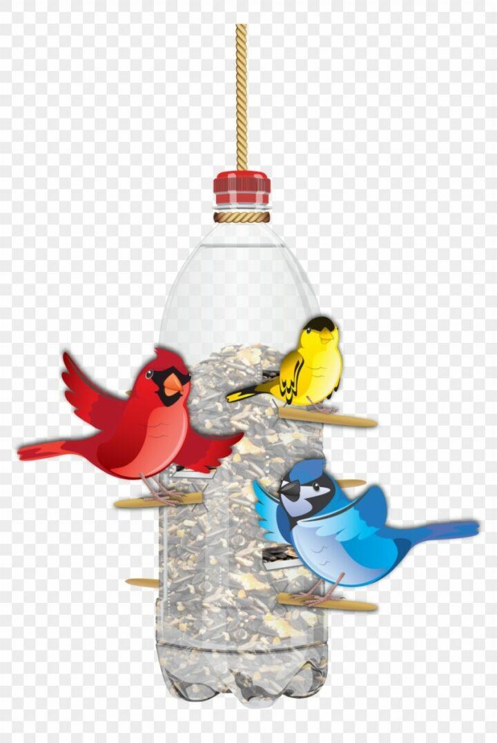 Birdfeeder Winter Bird Feeder Winter PNG Clipart.