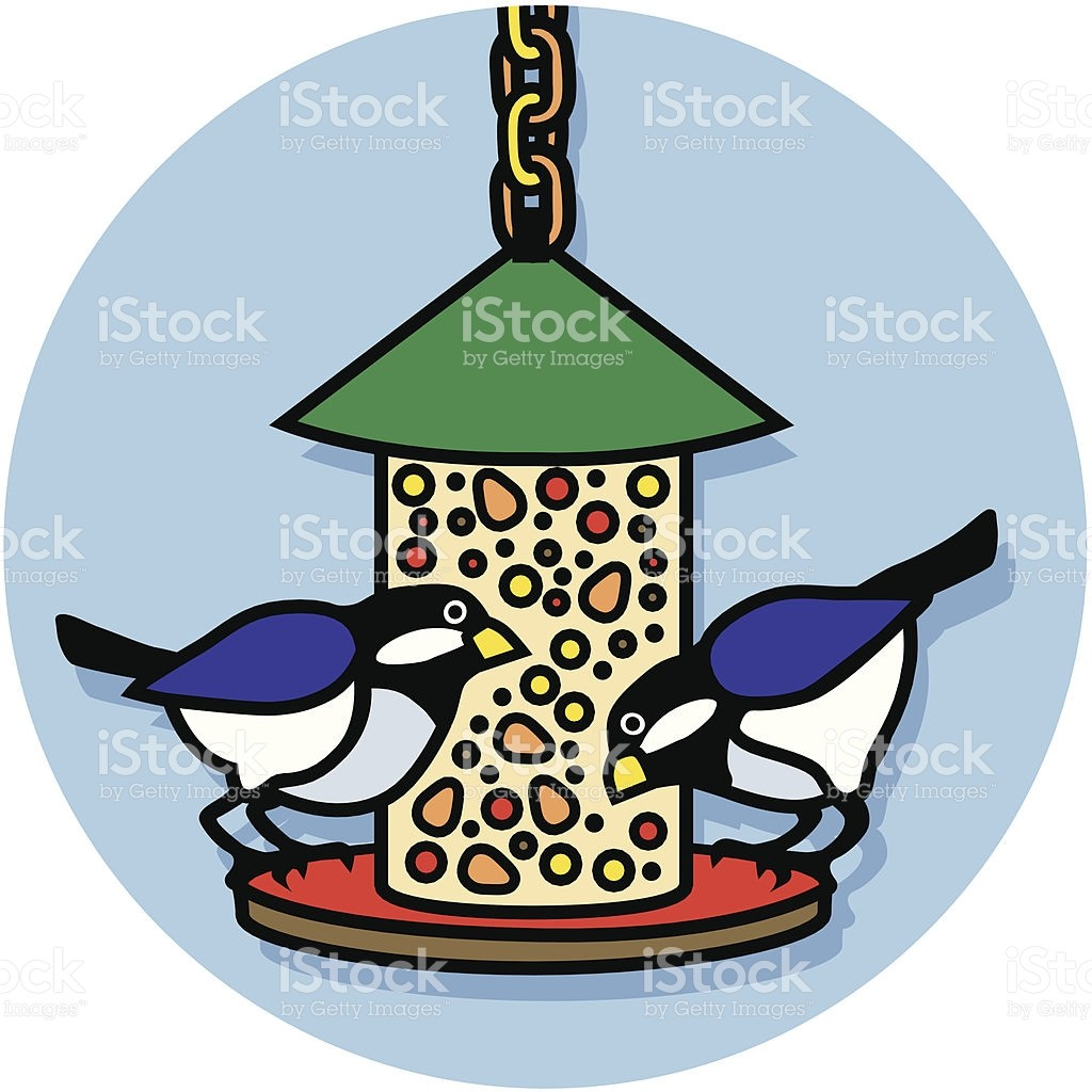 Bird feeder clipart 5 » Clipart Station.