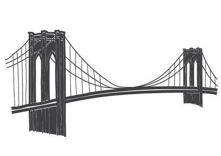 Brooklyn bridge clipart 1 » Clipart Station.