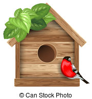 Birdhouse Illustrations and Clip Art. 3,498 Birdhouse royalty free.
