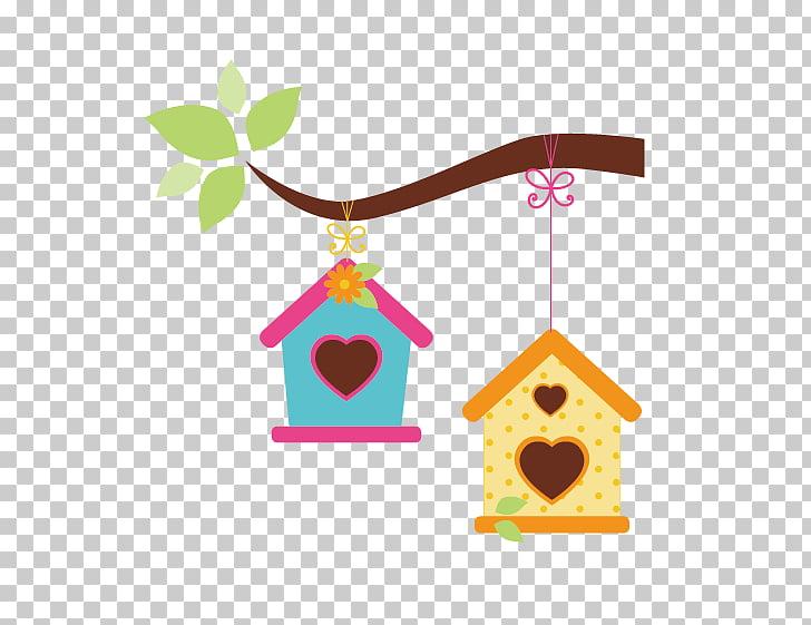 Bird House Garden , Bird House, birdhouse PNG clipart.