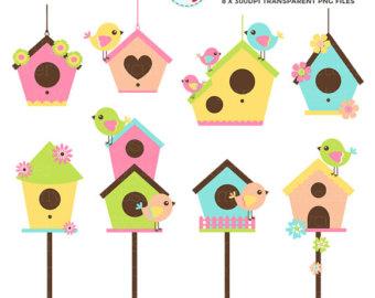 Free Birdhouse Border Cliparts, Download Free Clip Art, Free.