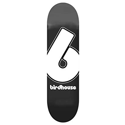 Amazon.com : Birdhouse Logo Deck Giant B Skateboard Deck.