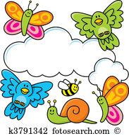 Birds bees Clipart EPS Images. 944 birds bees clip art vector.
