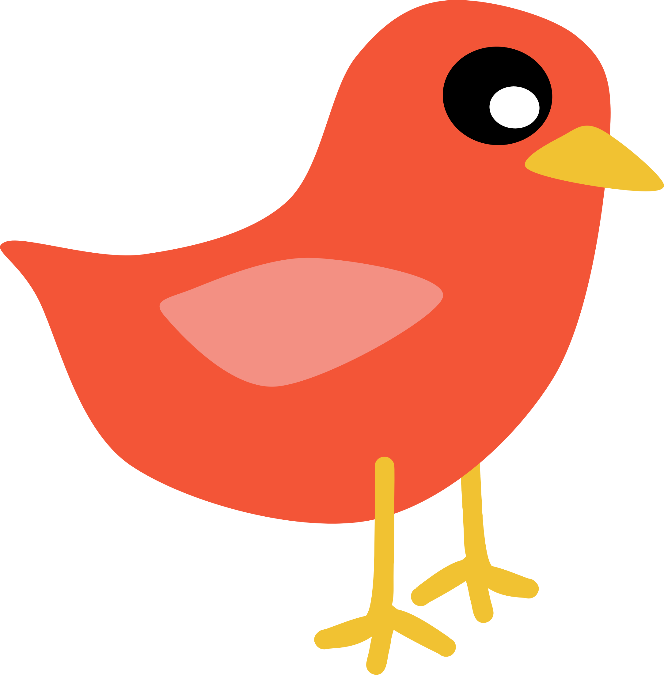 Spring birds clipart free clipart images 2.