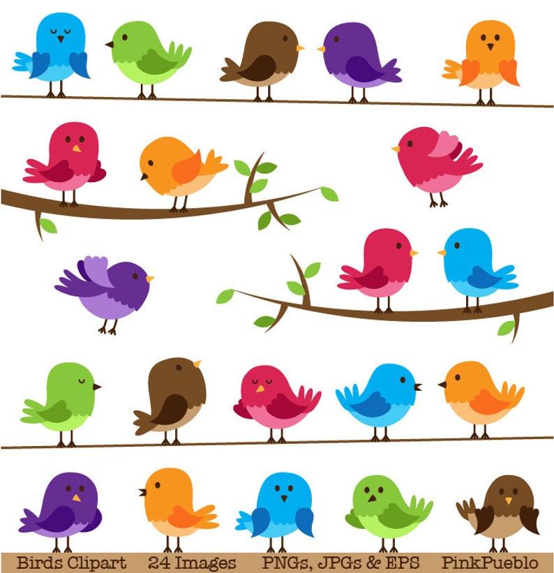 Birds Clipart Clip Art.