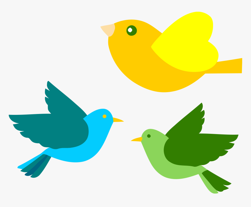 Clip Art Bird Vector Art.