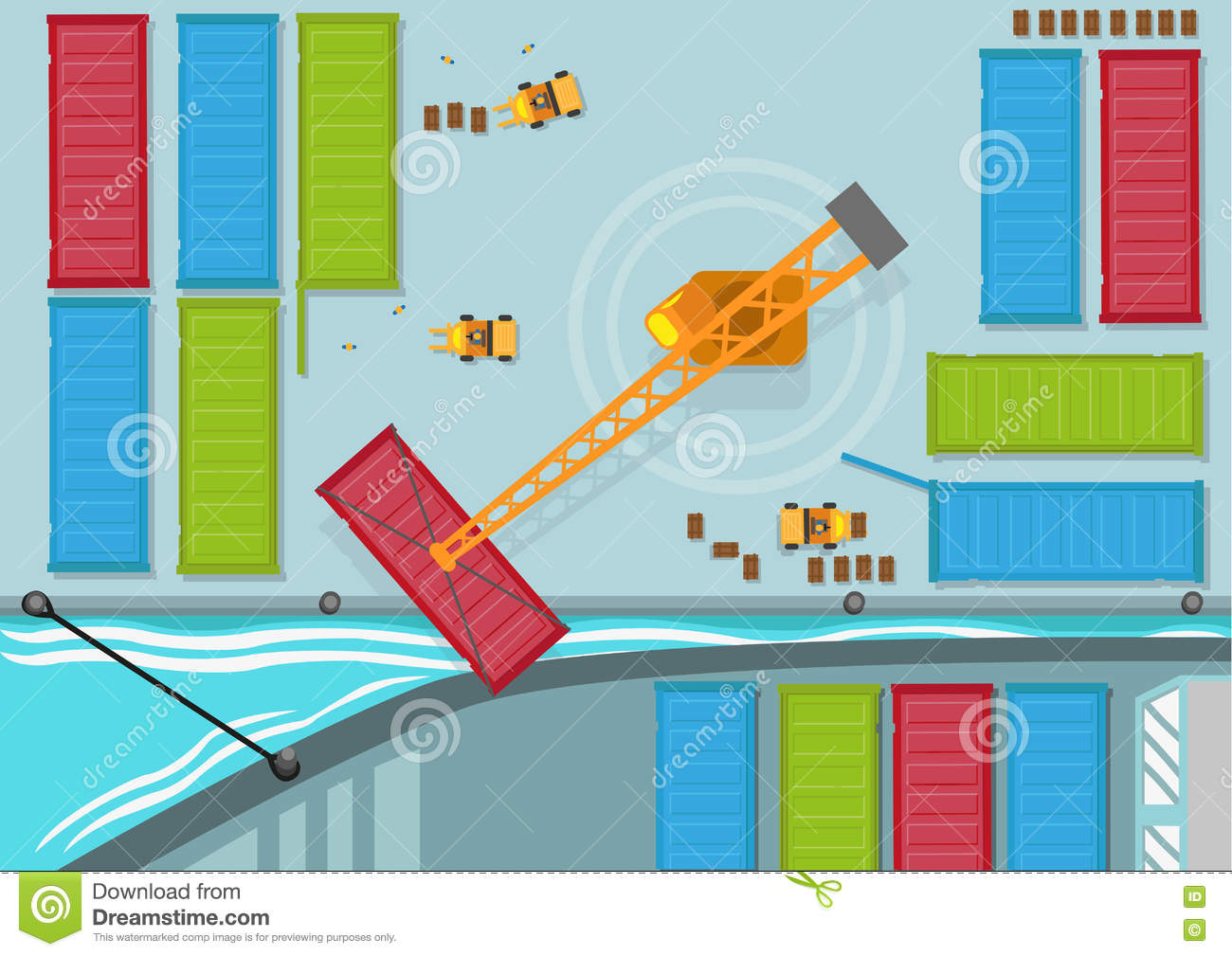 Birds Eye View Stock Illustrations.