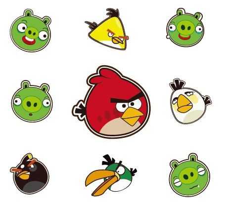 Angry Bird Party Ideas & Freebies.